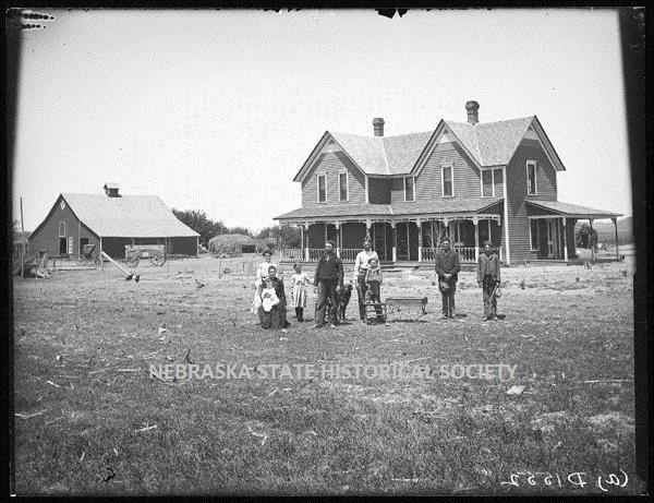 Kearney in the early 20th century.