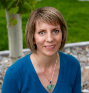 Julie Riddle author photo