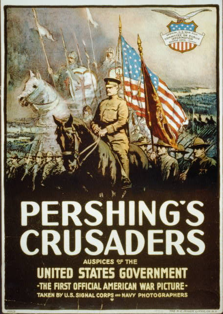 pershings-crusaders-photo
