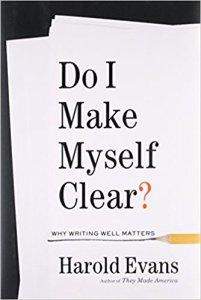 do i make myself clear
