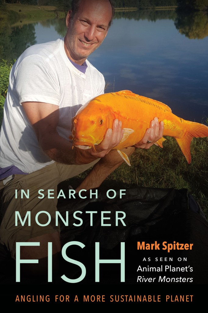 In Search of Monster Fish cover