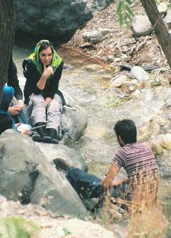 Picnickers--Tehran
