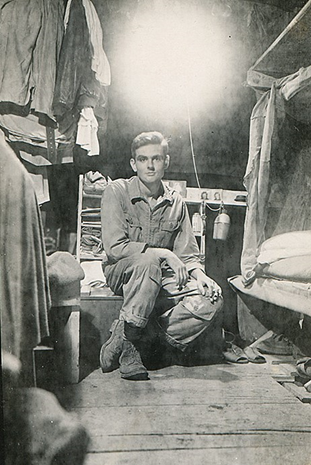 Second Lieutenant John H. Carroll, Jr., still missing from World War II